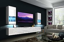 Floating Cabinets Living Room Shop Online And Save Up To 4 Uk Lionshome