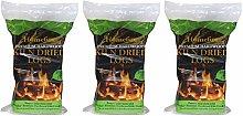 Homefire Kiln Dried Logs, Standard Bag 0.03m3 (3