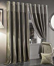 HomeHarmony® Jade Quilted Velvet Diamante Bedding