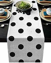 Homemade 4U Modern Table Runners Linen Table Cloth