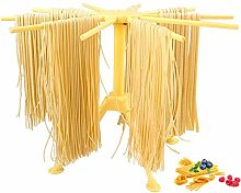 Homemade Pasta Drying Rack with 10 Bar Handles