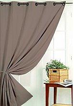 Homemaison Blackout Curtain, M1, Polyester, light