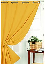 Homemaison Blackout Curtain Non Fire M1,