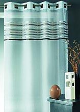 Homemaison HM691348862 Muslin Net Curtain with