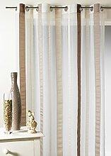 Homemaison HM69481988 Organza Net Curtain with