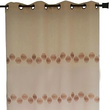 Homemaison HM69807369 Curtain in Embroidered