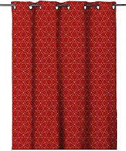 Homemaison hm69celester Curtain 280x 140cm,