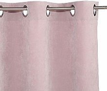 Homemaison Lightweight Polyester Curtain with