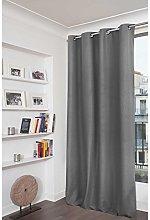 Homemaison Moondream Curtain Flannel Fireproof
