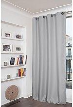 Homemaison Moondream Curtain Flannel Look