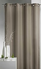 Homemaison Panel Curtain, Polyester, Upholstery,