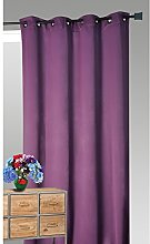 Homemaison Thermal Insulated Polyester Curtain 260