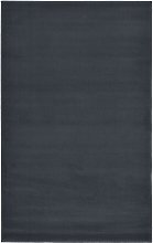 Homemaker Adorn Plain Rug - 60x110cm - Charcoal