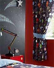 Homemaker ® Lined curtains pencil pleat style