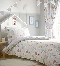 Homemaker Single or Cot bed duvet set quilt cover