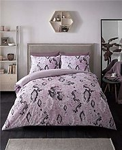 Homemaker Snake print duvet sets quilt cover