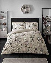 Homemaker Snake print duvet sets quilt cover