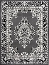 Homemaker Traditional Medallion Rug - 160x230cm -