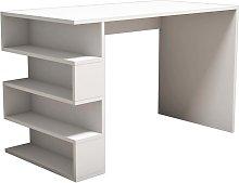 Homemania Computer Desk Limber 120x60x75 cm White