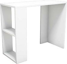 Homemania Computer Desk Nano 90x40x75 cm White -
