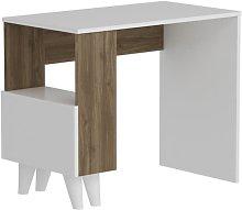 Homemania Computer Desk Paris 90x50x75 cm White