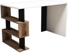 Homemania Computer Desk Snap 120x60x75cm White.