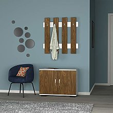 Homemania Entrance Cabinet Fulya, Wood,