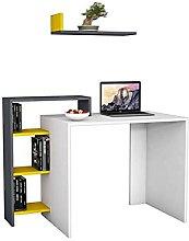 Homemania Swan desk, Wood,