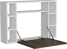 Homemania Wall Mounted Folding Desk Omega