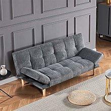 Homesailing EU 3 Seater linen Fabric Foldable Sofa