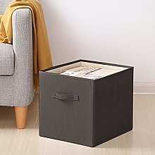 HomeSailing EU 6pcs Foldable Canvas Storage Box