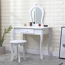Homesailing EU Children Dressing Table with Drawer