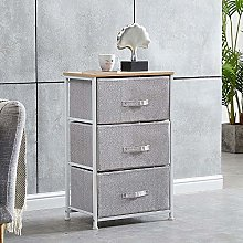 HomeSailing EU Grey Bathroom Unit Storage Cabinet