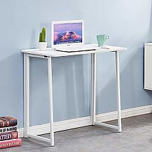Homesailing EU Modern Folding Computer Desk Home