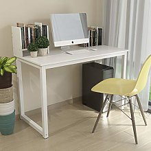 Homesailing EU White Computer Desk Table