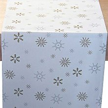 Homescapes - Christmas - Table Runner - Gold