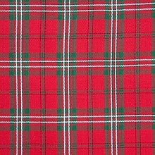 HOMESCAPES Pure Cotton Furnishing Fabric - Edward