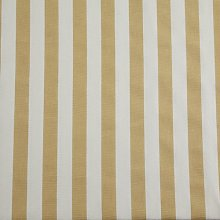 HOMESCAPES Pure Cotton Furnishing Fabric - Thick