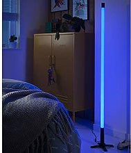 homesdirect365 Modern LED Tube Light Blue