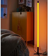 homesdirect365 Modern LED Tube Light Orange