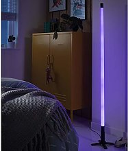 homesdirect365 Modern LED Tube Light Purple