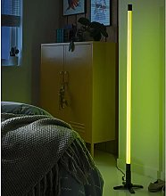 homesdirect365 Modern LED Tube Light Yellow