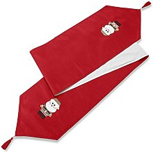 Homespace Direct Father Christmas Table Runner