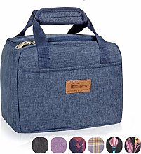 HOMESPON Insulated Lunch Bag Lunch Box Cooler Tote