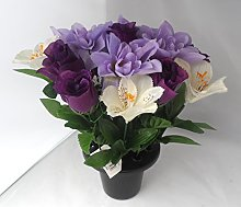 Homestreet Artificial flower arrangement, Roses in