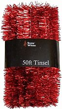 Homestreet Extra Long 15 metre, 50 foot, Tinsel in