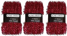 Homestreet Extra Long Tinsel 15 metre, 50