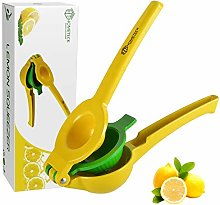 HomeTeck Lemon Squeezer, 2 in 1 Orange Squeezer,