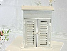 HomeZone® French Style Shabby Chic Wooden Wall