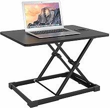 Homfa Standing Desk Height Adjustable Sit Stand